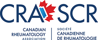 CRA – Canadian Rheumatology Association