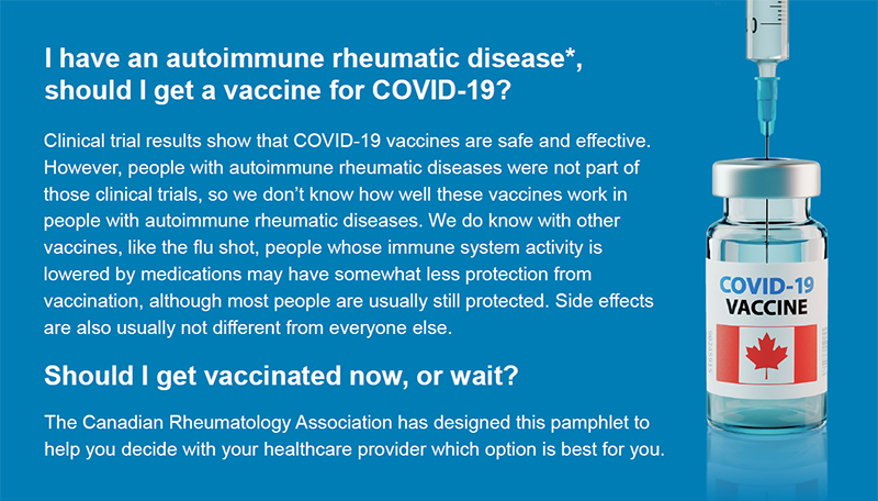 Decision Aid for the Covid-19 Vaccine